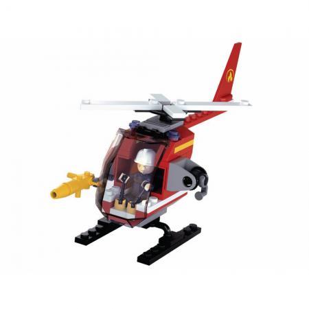 Конструктор SLUBAN Вертолет 80 элементов M38-B0622D sluban m38 b0296