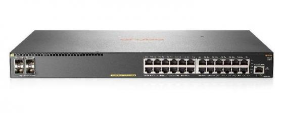 Коммутатор HP Aruba 2540 24G PoE+ 4SFP+ Switch [vk] bze6 2rn80 switch snap action spdt 15a 125v switch