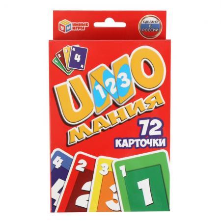 Набор карточек Умные игры 4690590159446 цена и фото