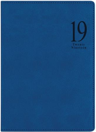 Ежедневник датированный Letts Milano 2019 A5 искусственная кожа ежедневник датированный brauberg венеция a5 7бц