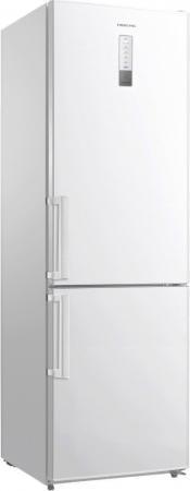 Холодильник HIBERG RFC-301D NFW белый холодильник hiberg rfq 490dx nfxq