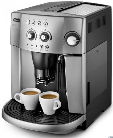 Кофемашина Delonghi ESAM 4200S 1450Вт серебристый delonghi esam 03 120 s