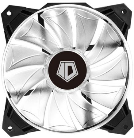 Case Fan ID-Cooling SF-12025-RGB 120x120x 25 ,лопастей 11,Подсветка: многоцветная,Мин.скорость 700 об/мин,Макс.1800 об/мин effective universal laptop cooler usb notebook cooling fan raditator pad for pc base computer cooling pad strengthen edition