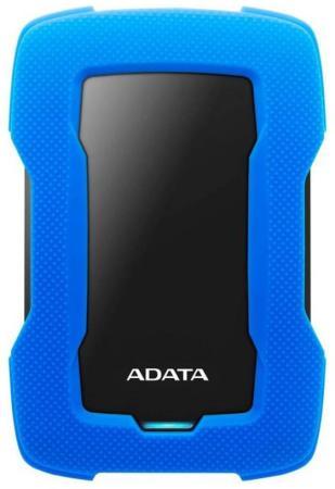 """все цены на Жесткий диск A-Data USB 3.0 1Tb AHD330-1TU31-CBL HD330 DashDrive Durable 2.5"""" синий онлайн"""