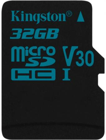 Флеш карта microSDHC 32Gb Class10 Kingston SDCG2/32GBSP Canvas Go w/o adapter аксессуар abus steel o chain 880 110
