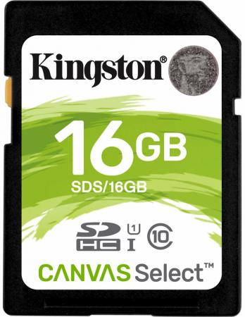 Фото - Флеш карта SDHC 16Gb Class10 Kingston SDS/16GB Canvas Select w/o adapter t w o bryant the malign summit