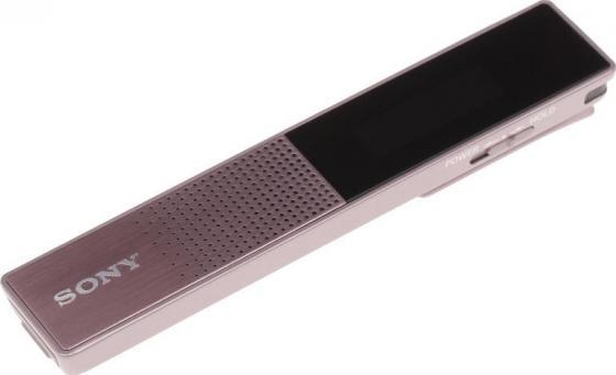 Диктофон Цифровой Sony ICD-TX650 16Gb коричневый цифровой диктофон sony icd tx650b 16гб черный