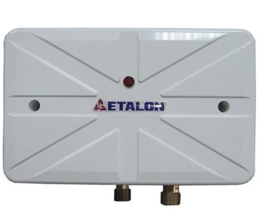Водонагреватель проточный Etalon System 1000 10000 Вт 8 л мотопомпа бензиновая водяной насос etalon gpl 30 мп 1000