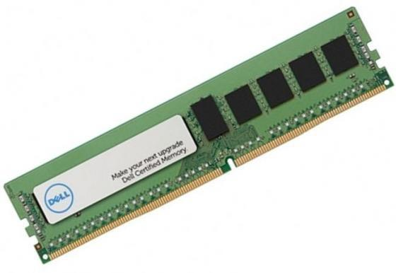 Оперативная память 16Gb (1x16Gb) PC4-19200 2400MHz DDR4 DIMM ECC Registered CL17 DELL 370-ACNU-1 память ddr3 dell 370 abgj 8gb rdimm reg 1866mhz