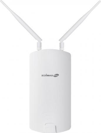 Точка доступа Edimax OAP1300 802.11abgnac 866Mbps 2.4 ГГц 5 ГГц 1xLAN белый точка доступа edimax outdoor oap900