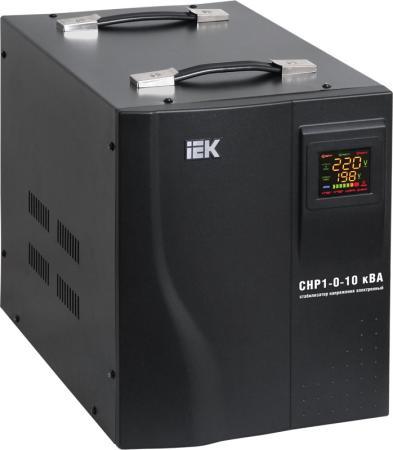Купить Стабилизатор напряжения IEK IVS20-1-01000, черный