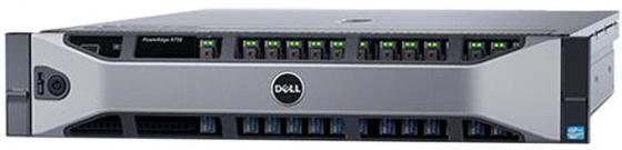 """Сервер Dell PowerEdge R730 x16 2.5"""" RW H730 iD8En 5720 4P 2x750W 3Y PNBD TPM (210-ACXU-317) стоимость"""