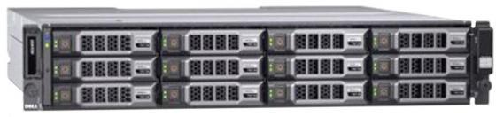 Сервер Dell PowerEdge R730XD 1xE5-2630v4 1x16Gb 2RRD x26 SAS H730 iD8En 5720 4P 2x750W 3Y PNBD (210-ADBC-285)