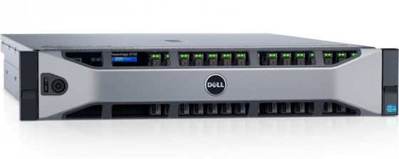 Сервер Dell PowerEdge R730 x8 3.5 RW H730 iD8En 1G 4P 2x750W 3Y PNBD (210-ACXU-322)