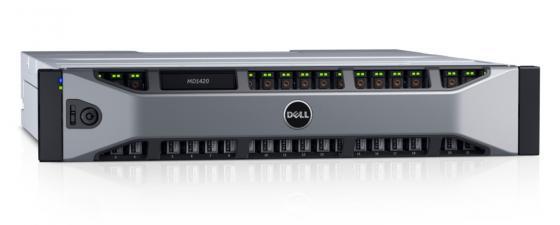 Дисковая полка Dell PowerEdge MD1420 x24 2.5 SAS 2x600W PNBD 3Y H830 LP 2GbNV (210-ADBP-10) дисковая полка dell pv md1220 210 30718 41