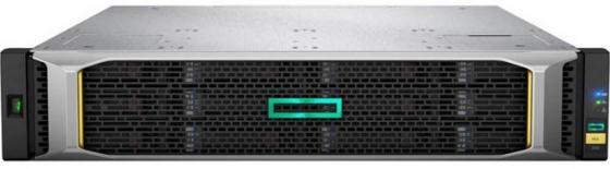 Система хранения HPE MSA 2050 x12 3.5 SAS iSCSI 2Port 1G SAN DC Dual Controller (Q1J00A) система хранения lenovo storwize v3700 2 5in dc controller 6099t2c