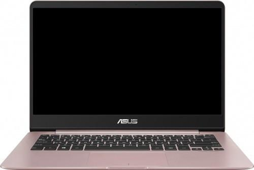 Ноутбук ASUS Zenbook UX3400UA-GV541T 14 1920x1080 Intel Core i7-7500U 512 Gb 16Gb Intel HD Graphics 620 розовый Windows 10 Home 90NB0EC4-M13050 ноутбук asus zenbook ux330ua fc297t 13 3 1920x1080 intel core i5 8250u 512 gb 8gb intel hd graphics 620 черный windows 10 home 90nb0cw1 m07980