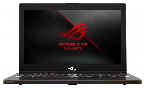 ASUS ROG GM501GS-EI030T ZEPHYRUS 15.6(1920x1080 (матовый))/Intel Core i7 8750H(2.2Ghz)/32768Mb/1000+512SSDGb/noDVD/Ext:nVidia GeForce GTX1070(8192Mb)/Cam/BT/WiFi/war 2y/2.45kg/black metal/W10 asus flip ux561un bo056t touch 15 6 1920x1080 touch intel core i5 8250u 1 6ghz 8192mb 512ssdgb nodvd ext nvidia geforce mx150 2048mb cam bt wifi war 2y 1 9kg pure silver w10