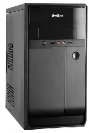 Корпус microATX Exegate BA-109 500 Вт чёрный EX267187RUS корпус exegate ba 110 ab500 black