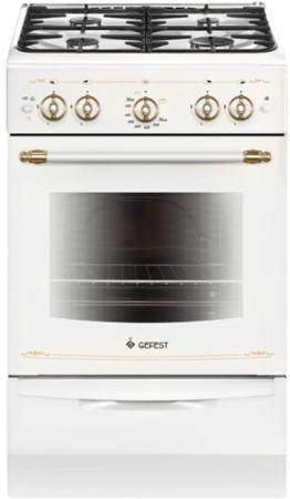 купить Газовая плита Gefest 5100-02 0185 белый по цене 18370 рублей