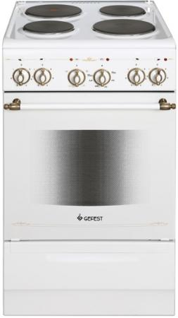 Электрическая плита Gefest 5140-01 0121 белый