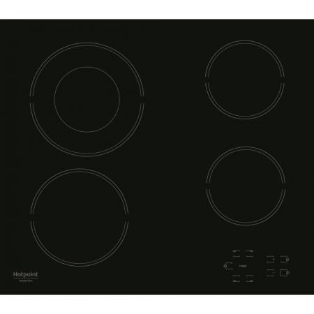 Варочная панель электрическая Ariston HR 622 C черный free delivery ac230v 8 cm high quality axial flow fan cooling fan 8038 3 c 230 hb