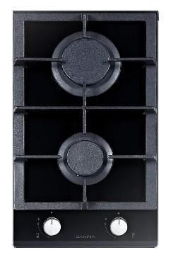 Варочная панель газовая DARINA 1T2 C523 B черный