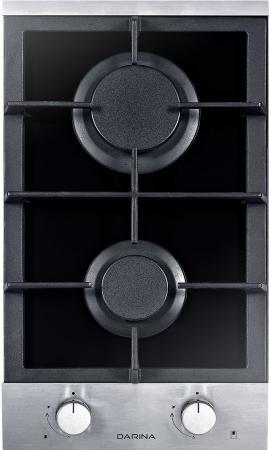 Варочная панель газовая DARINA 1T2 C524 X1 черный