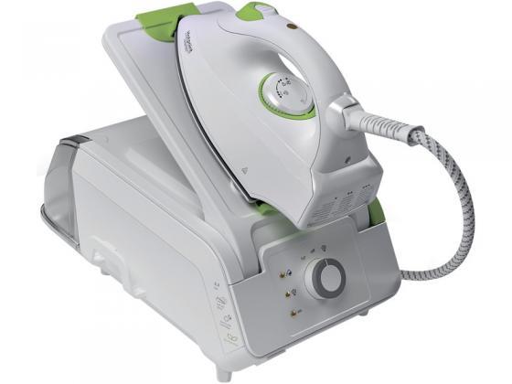 Парогенератор Ariston Hotpoint-Ariston SG C11 CKG 2100Вт белый зелёный гладильная система hotpoint ariston sg c 11 ckg
