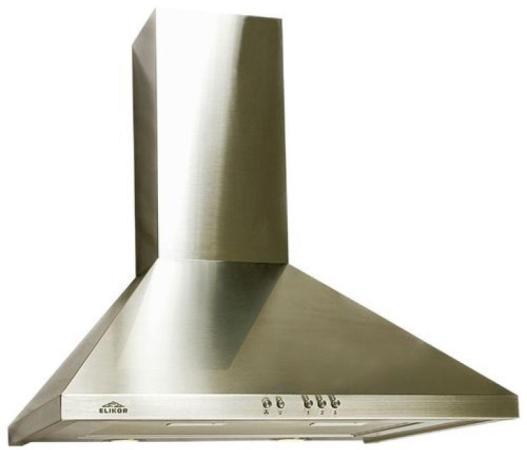 Вытяжка купольная Elikor Вента 50Н-430-К3Д нержавеющая сталь вытяжка купольная smeg kse 61 cx2