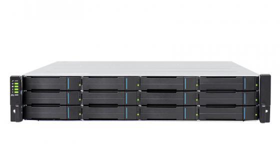 купить Система хранения Infortrend EonStor GSe Pro 3012-D x12 3.5 2x460W (GSEP30120000D-8732) по цене 196130 рублей