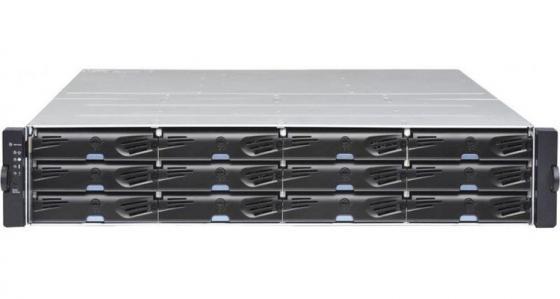 Сетевое хранилище Infortrend EonStor DS 1012R2C-B 12x3,5 eonstor