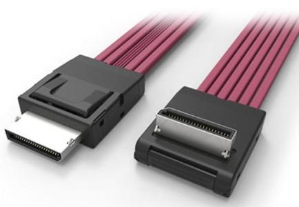 Фото - Кабель Intel AXXCBL530CVCR OCuLink (AXXCBL530CVCR 958260) кабель