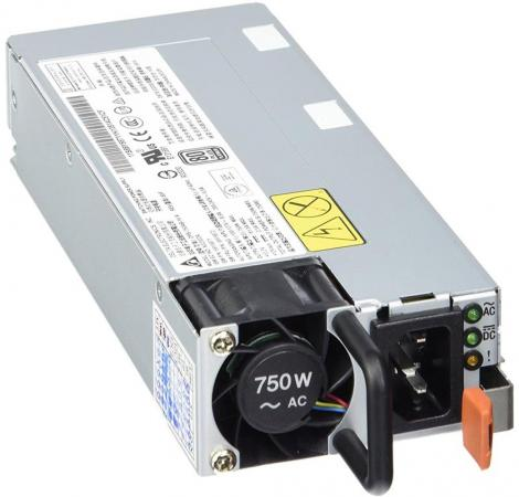 Блок Питания Lenovo 7N67A00883 750W Platinum блок питания lenovo thinkserver 450w gold hs redundant power supply for tower 67y2625