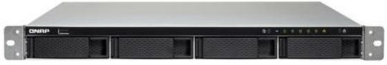 Сетевое хранилище NAS Qnap Original TS-453BU-4G 4-bay сетевое хранилище qnap ts 451 2g 4 отсека для жестких дисков