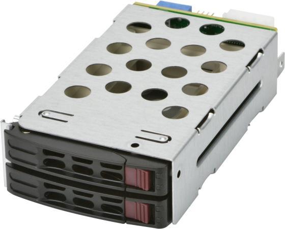 Модуль SuperMicro MCP-220-82616-0N 12G Rear 2.5x2 HS HDD cage for 216B/826B/417B/846X/847B