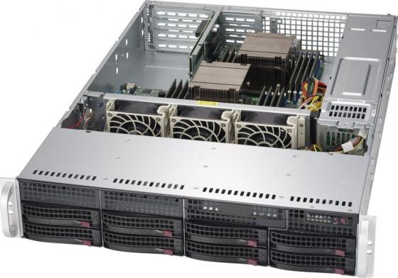 лучшая цена Корпус SuperMicro CSE-826TQ-R800LPB