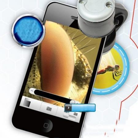 Обучающий набор KAKADU CelMicroscope1 набор обучающий eastcolight микроскоп 10х 20х