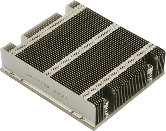 все цены на Радиатор SuperMicro SNK-P0057PSU
