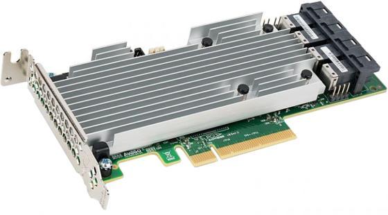 Контроллер LSI 9361-16I SGL 12Gb/s RAID 0/1/10/5/6/50/60 16i-ports 2Gb (05-25708-00) контроллер lsi sas sas9260 16i sgl lsi00208