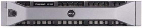 Дисковая полка Dell PV MD1200 x12 3.5 2x600W PNBD 3Y 2х2m SAS (210-30719-73) дисковая полка dell pv md1220 210 30718 41