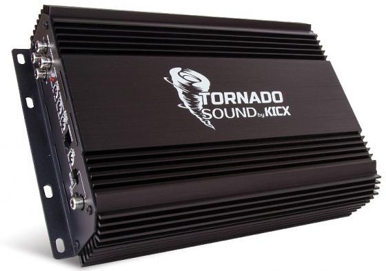 Усилитель автомобильный Kicx Tornado Sound 800.1 одноканальный все цены