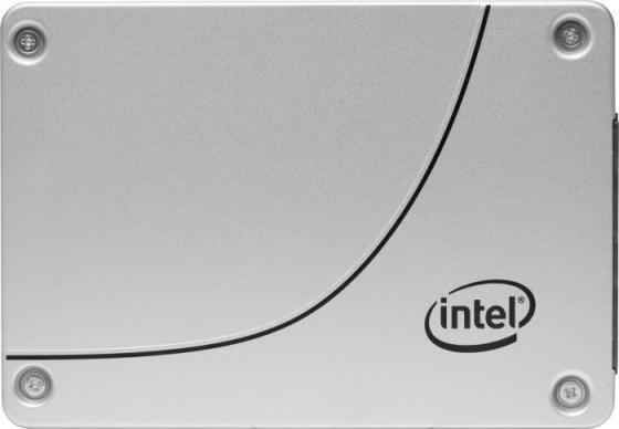 """Накопитель SSD Intel Original SATA III 480Gb SSDSC2KG480G801 DC D3-S4610 2.5"""" intel 540s series 480gb ssd накопитель ssdsckkw480h6x1"""