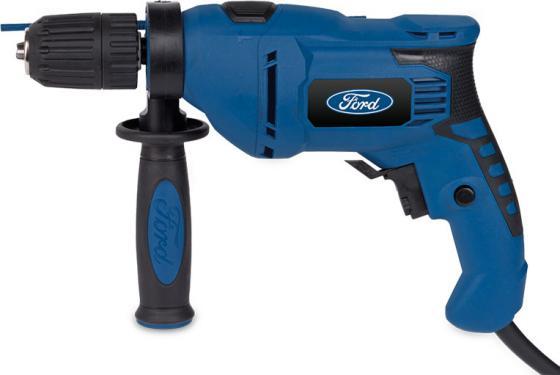 Дрель ударная FORD FE1-10-B  650Вт 0-3000об/мин (Ford) Салехард большой выбор инструментов