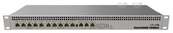 Маршрутизатор MikroTik RB1100AHX4 13xLAN LAN белый