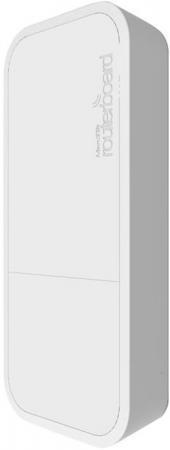 Точка доступа MikroTik RBWAPG-5HACT2HND 802.11abgnac 600Mbps 5 ГГц 2.4 ГГц 1xLAN LAN белый wi fi роутер mikrotik wap ac rbwapg 5hact2hnd