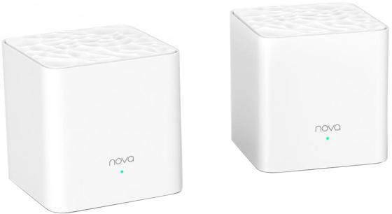 цена на Маршрутизатор беспроводной Tenda MW3-2 Wi-Fi белый