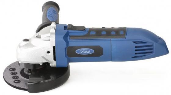 Углошлифовальная машина Ford FE1-21 125 мм 710 Вт дрель ударная ford fe1 11