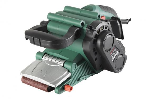 Ленточная шлифовальная машина Hammer Flex LSM800B 800Вт ленточная шлифовальная машина hammerflex lsm800b 290 м мин 0 8 квт 457х75 мм