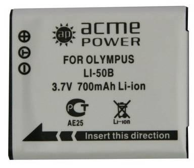 Аккумулятор для компактных камер и видеокамер AcmePower AP-LI-50B для: Olympus mju-1050 SW/1060/1200/550WP/5000/5010/700/720/725/730/740/750/760/770/780/790 SW/7000/7010/7030/7040/820/830/840/850SW TOUGH-3000 IR-300 C-520/560/570 FE-150/190/20/230/240/250/280/290/ high quality aps vacuum battery for irobot roomba 500 560 530 510 562 550 570 581 610 650 790 780 532 760 770 battery robotics